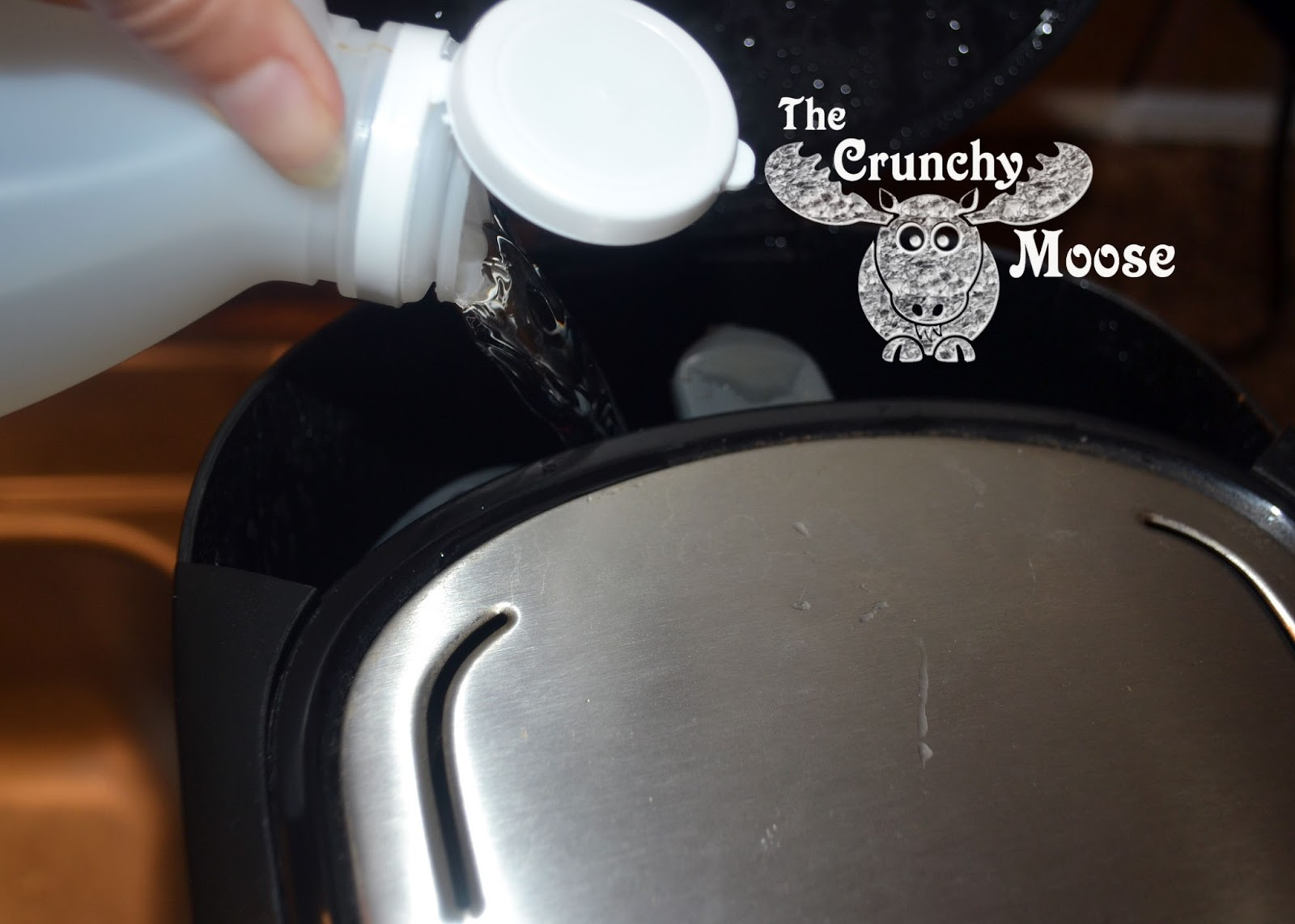 The Crunchy Moose: Cleaning Your Coffee Pot