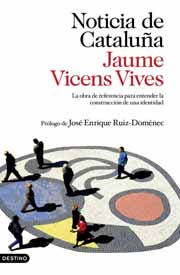 Noticia de Catalunya - Juame Vincens Vives