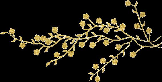 flores jardim do mar:MENSAGENS E GIFS DA TEKA**: FLORES DOURADAS PNG (FUNDO TRANSPARENTE)
