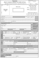 dokumentu registravimas