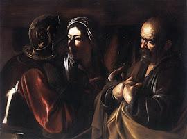 Peter fornekter Jesus