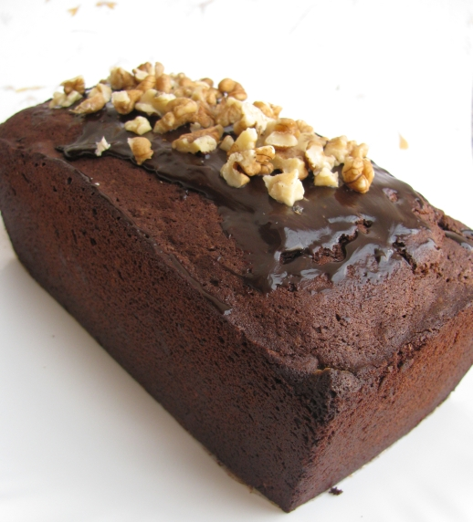 Chocolate Walnut Cake Images : Foodie by chance !: Chocolate Walnut Cake