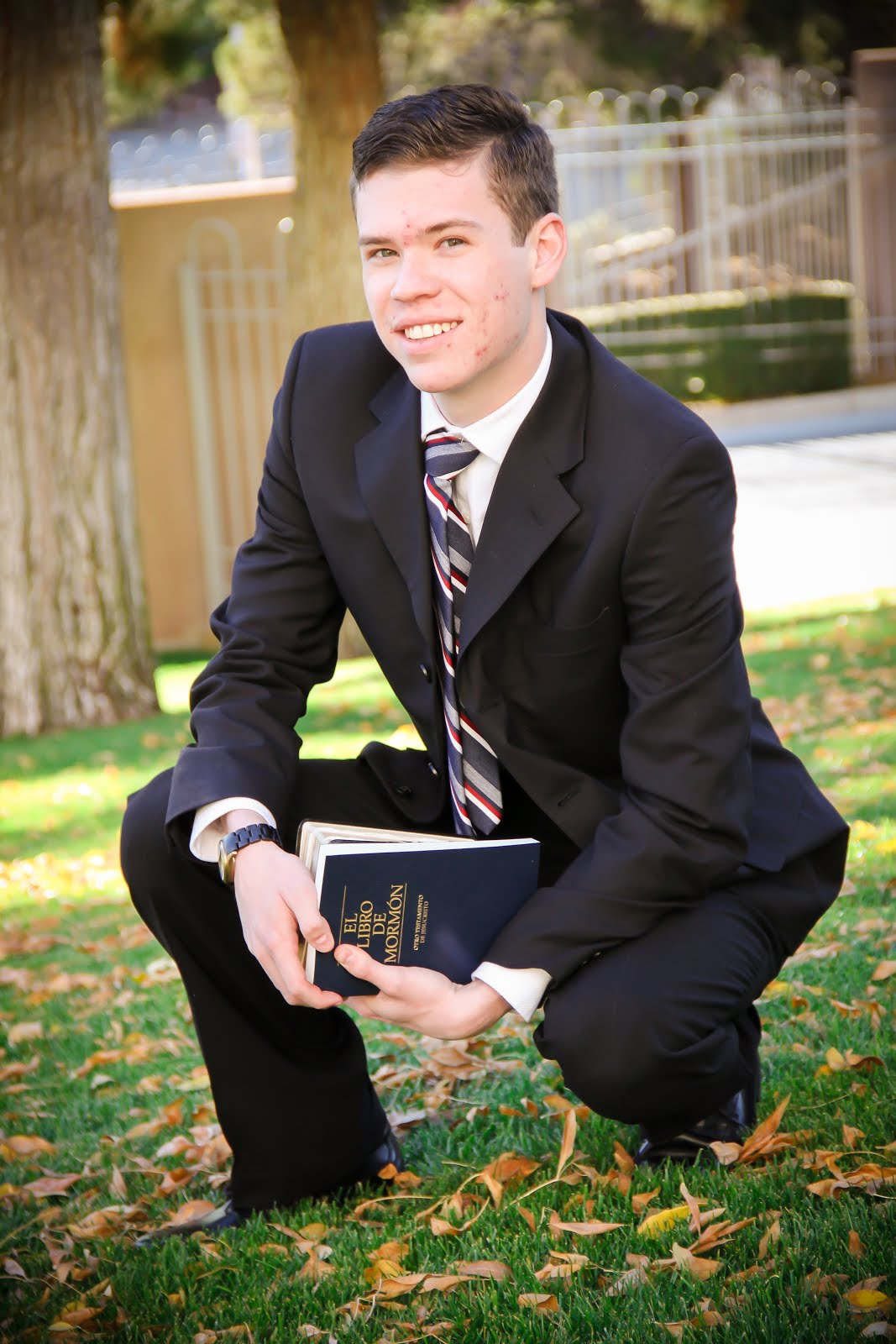 Elder Hollingsworth
