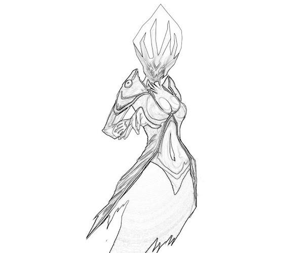 Vengeful Spirit Sketch