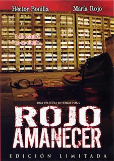 Ver online: Rojo amanecer (1989)