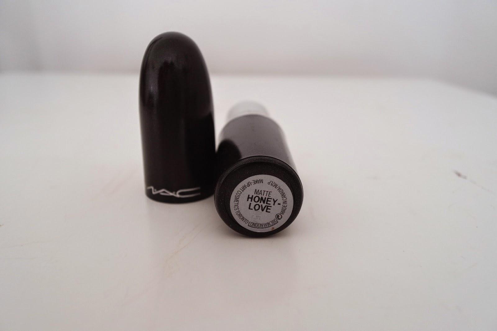 lipstick honeylove matte