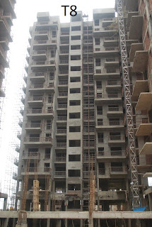Amrapali La Residentia :: Construction Update t8