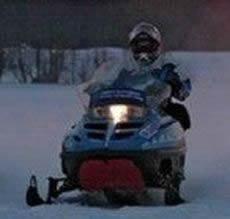 Как сделать колесный снегоход своими
