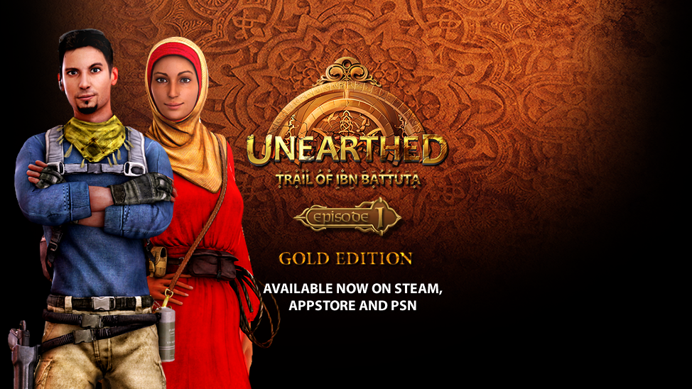 Unearthed Trail of Ibn Battuta V1.3 APK+DATA