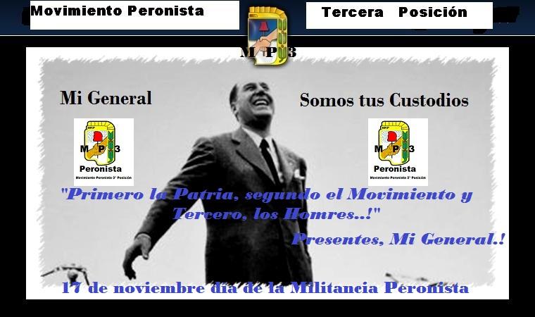 Movimiento Peronista Tercera Posicion