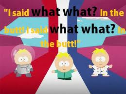 What In The Butt Southpark 105