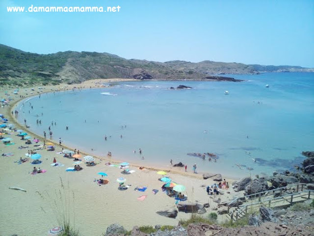 Minorca-playa-Cavalleria