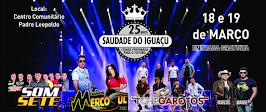 Saudade do Iguaçu - 25 anos
