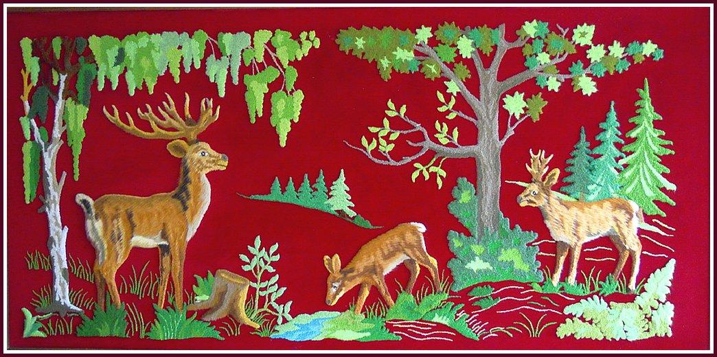 Passatempi e creativit quadri su velluto il blog di tonino for Quadri in rilievo