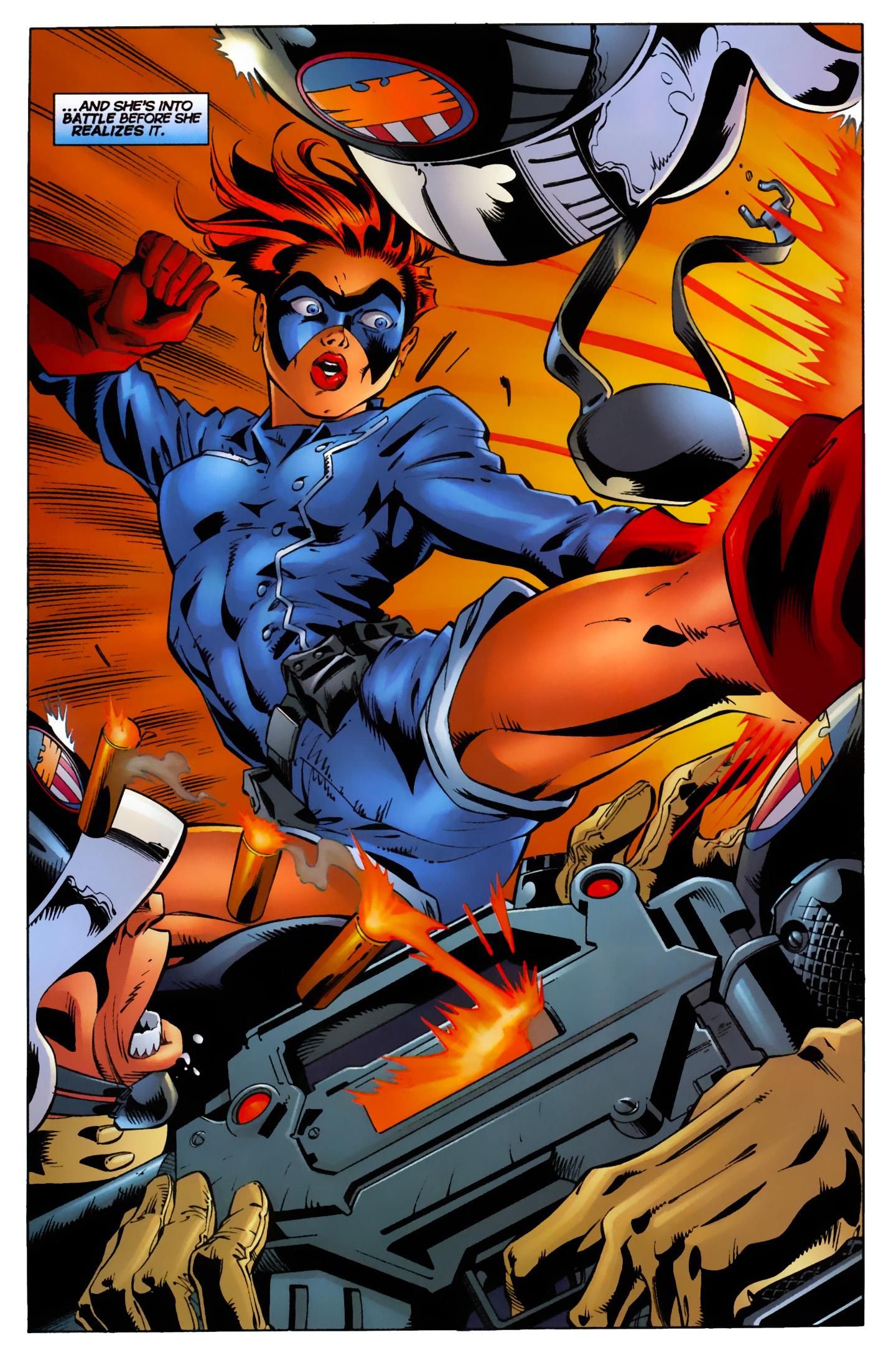 Captain America (1996) Issue #11 #11 - English 7