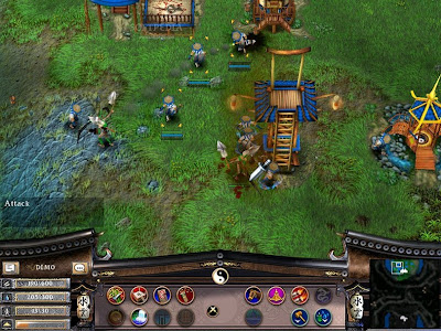 Battle Realms Screenshots