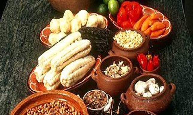 Huariques peruanos for Ingredientes para comida