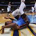 Kevin Durant se lesiona el pie, se perderá 17 partidos de la temporada regular 14-15