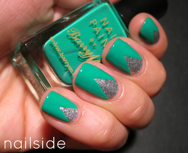 Nailside 31 Day Challenge Day 4 Green