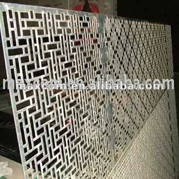 Decorative Metal Panels : Decorative metal panels interior