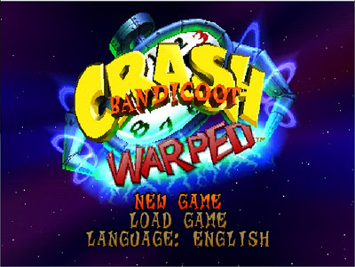 Crash Bandicoot Warped RIP img 2