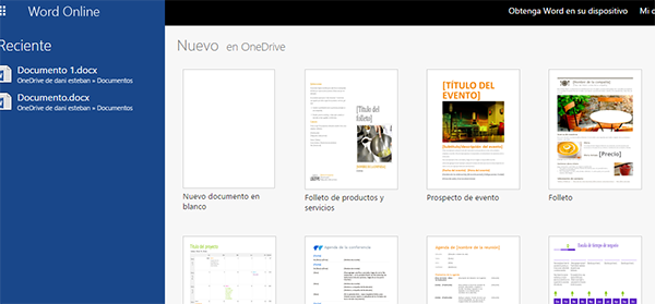 Outlook.com: Office Online mejorado