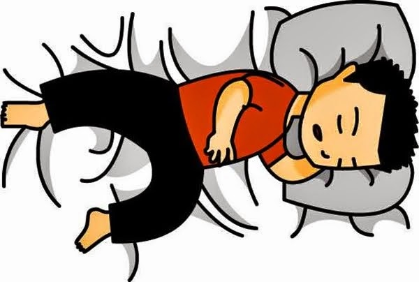 Cara Cepat Agar Tidur Nyenyak