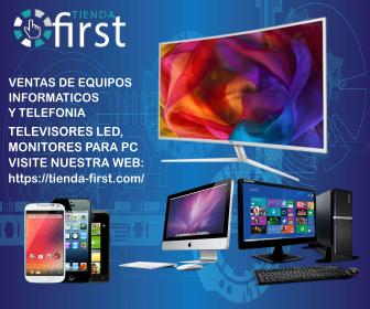 Tienda First - Venta Online