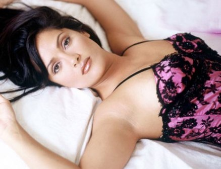salma hayek wallpapers hot. Salma Hayek Hot Wallpapers,