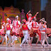 Público meridano disfrutó presentación del Ballet Nacional de Cuba