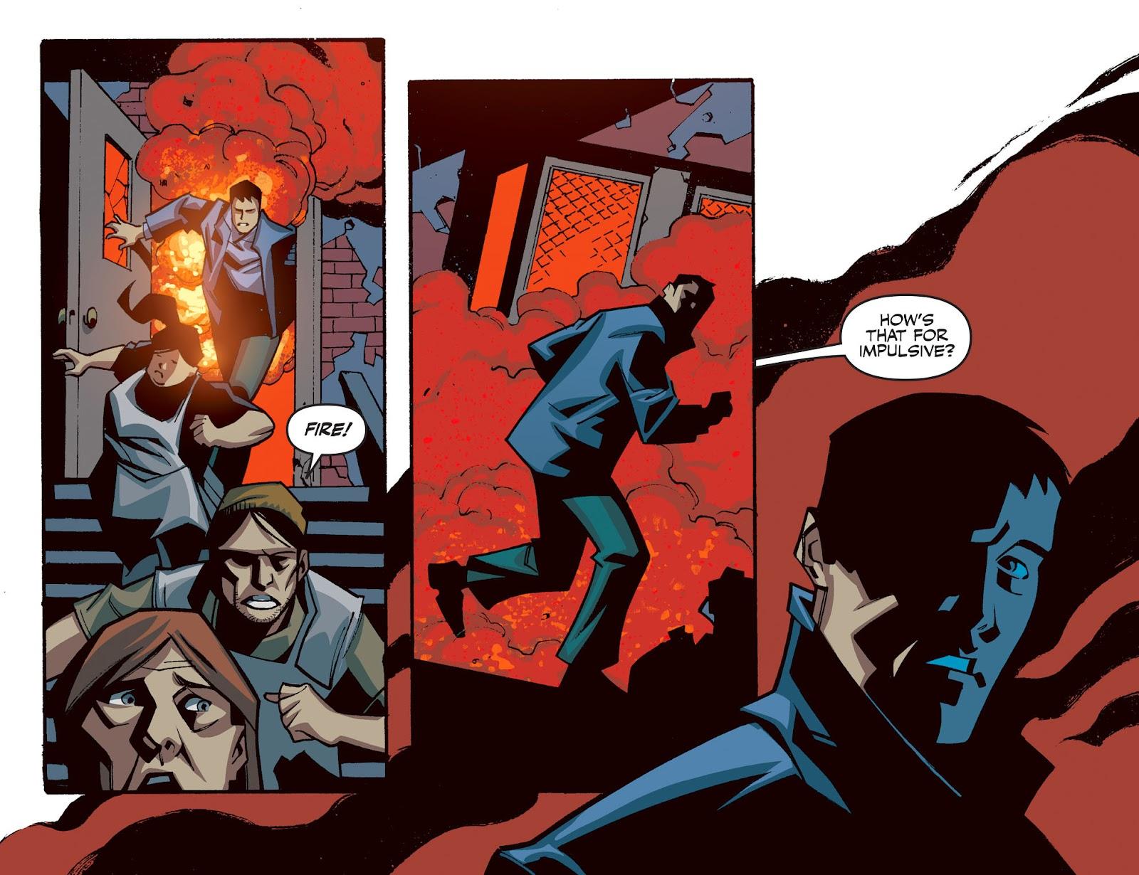 The Flash: Season Zero [I] Issue #21 #21 - English 20