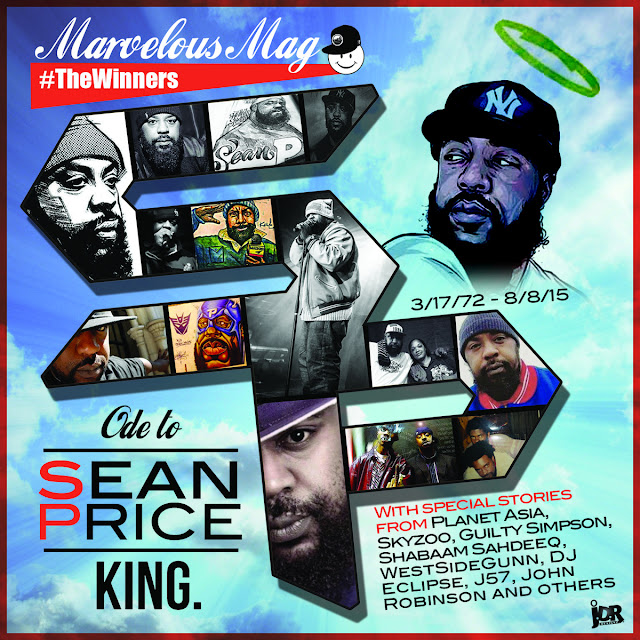 Marvelous Mag – Ode To Sean Price (Mixtape)