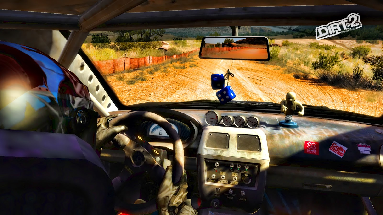 Wallpapers Dirt 2