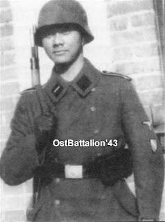 Ternyata di tentara NAZI ada orang Indonesianya