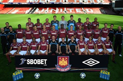 West Ham United Team 2010