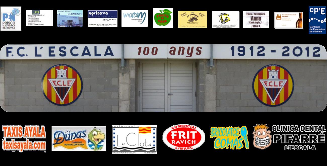 """FC L'Escala: Infantil """"A"""""""