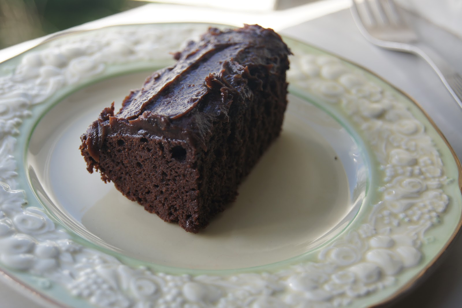 Vegan Chocolate Cake And Frosting Recipes — Dishmaps