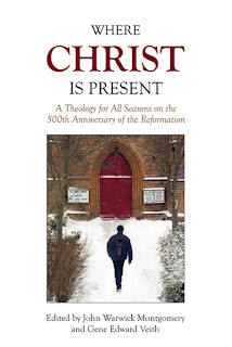 Book Spotlight: Where Christ Is Present