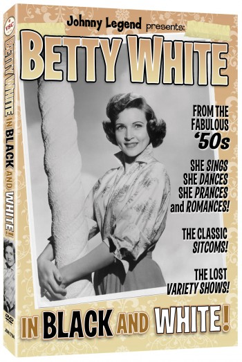 GREAT OLD MOVIES: BETTY WHITE IN BLACK AND WHITE