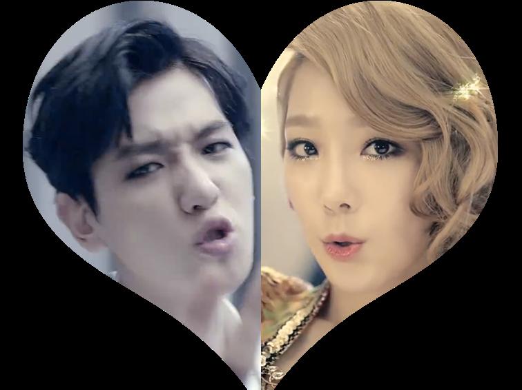 Taeyeon + Baekhyun