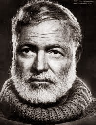 oyster lover Ernest Hemingway