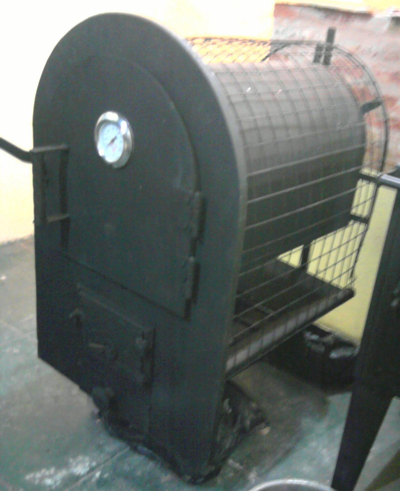 Mundo metal horno ecol gico p empotrar - Parrillas y hornos a lena ...
