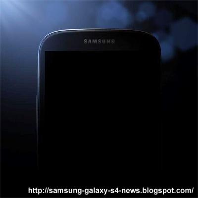 Galaxy S IV Teaser