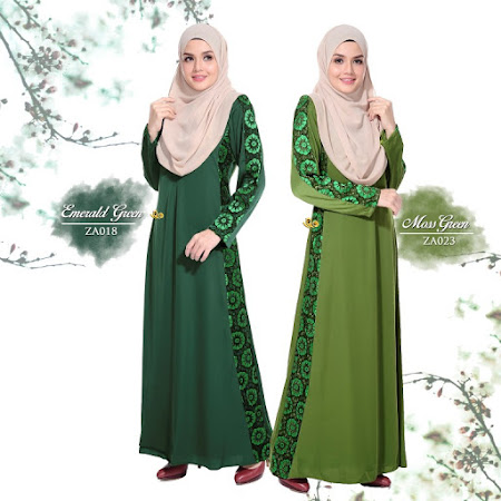 Dress Zara ll Paling MEnawan & Exclusive HArus Dimilik Sekarang