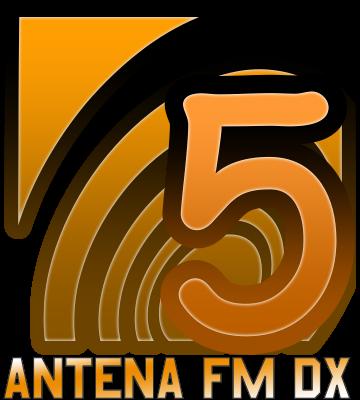 *Antena FM DX - Sve o radijskom etru, na jednom mestu!* 5 GODINA SA VAMA!