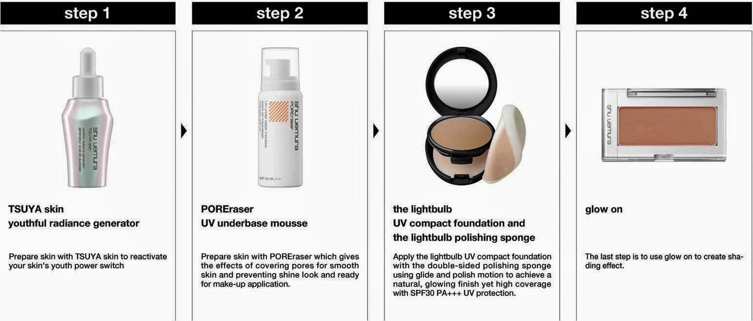 Shu Uemura the Lightbulb UV Compact Foundation, Shu Uemura ,the Lightbulb UV Compact Foundation, compact foundation, makeup, japanese makeup
