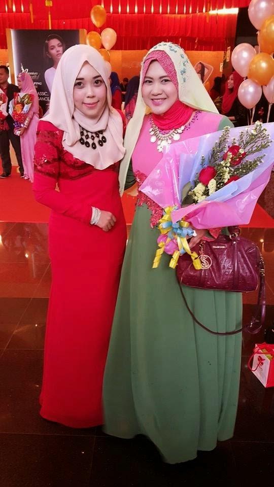 SSM Award bersama CDM Salleha Roslan