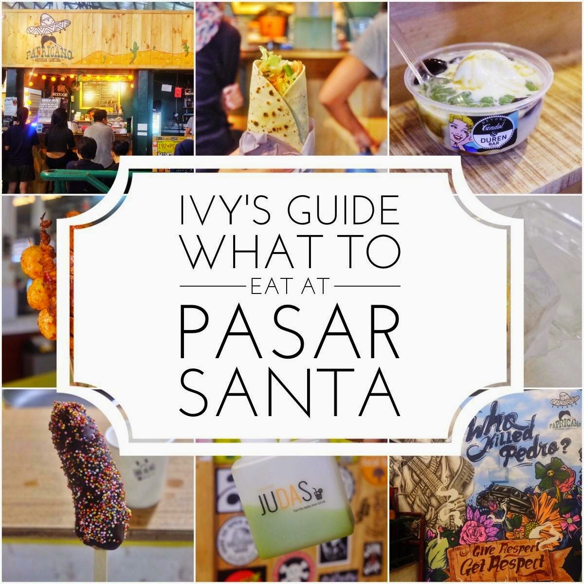 IVY'S FOOD GUIDE