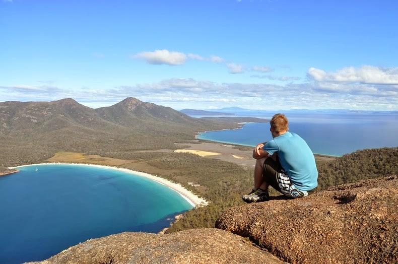 Wineglass Bay: La Bahía Copa de Vino en Australia