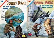 GRANDES VIAJES NOVARO: La colección CASI completa - Sólo faltan los nºs 153, 154 y 156